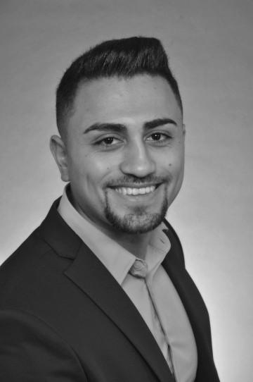 Ara Khorshid, born 1992